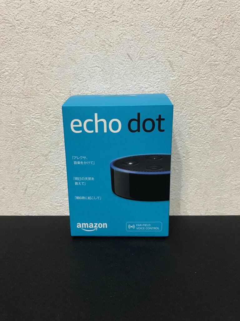 Amazon Echo Dot(アマゾンエコー ドット)