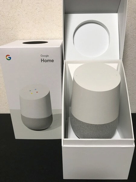 Google Home(グーグルホーム)