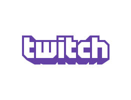 Twitchのロゴ